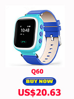 Child Smart Watch Q90 GPS LBS Positioning Children Smart Watch 1.22 Inch Touch Screen SOS Clock Tracker for Kid Safe Monitor#C1 24