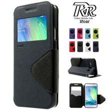 For Samsung A3 2015 Case Original ROAR KOREA Diary View Kickstand Flip Leather for Galaxy A300F + Retail Package