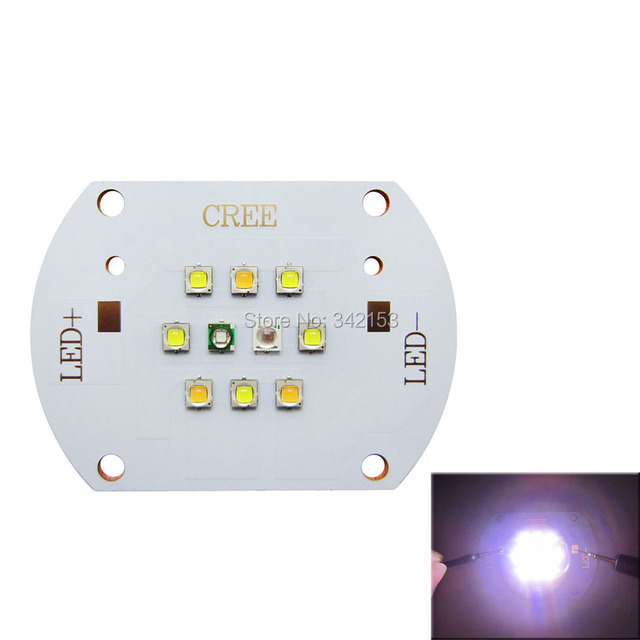 CREE XPE XP-E 450NM+ XP-G2 XPG2 6500K 3000K + EPILEDS 660NM Led Emitter Bulb Lamp Light For Decoration Lamp Light