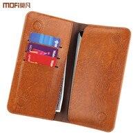 ユニバーサル財布バッグ電話ケースバッグポーチポケットハングpuレザーカードショット二つ電話バッグ黒ブラウン磁気吸引