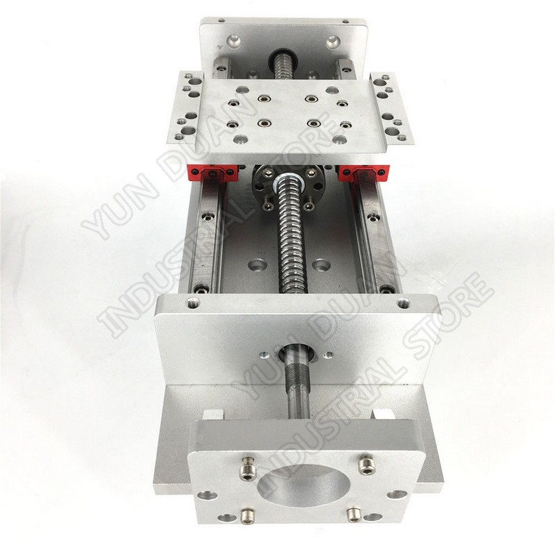 100MM Stroke XYZ Axis Cross Electric Sliding Table Slide Linear Stage SFU1605 Ballscrew HG15 guide platform CNC Milling Drilling100MM Stroke XYZ Axis Cross Electric Sliding Table Slide Linear Stage SFU1605 Ballscrew HG15 guide platform CNC Milling Drilling