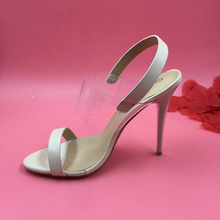 Sandals For Women Summer Style font b Shoes b font 2016 Real Nude HIgh Thin Heels
