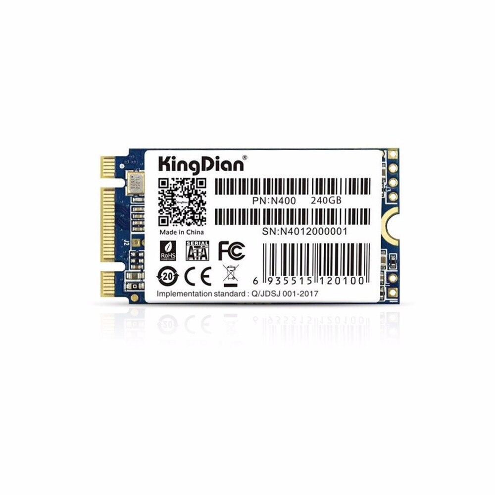 KingDian NGFF SSD 240GB 256GB M 2 SATA HD Solid State Disk Harddisk Drive NGFF 2242