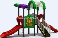 2014 детский сад открытый слайд/открытый Детские площадки объектов/Детские площадки оборудования для детских Золотая фабрика Одежда высшего