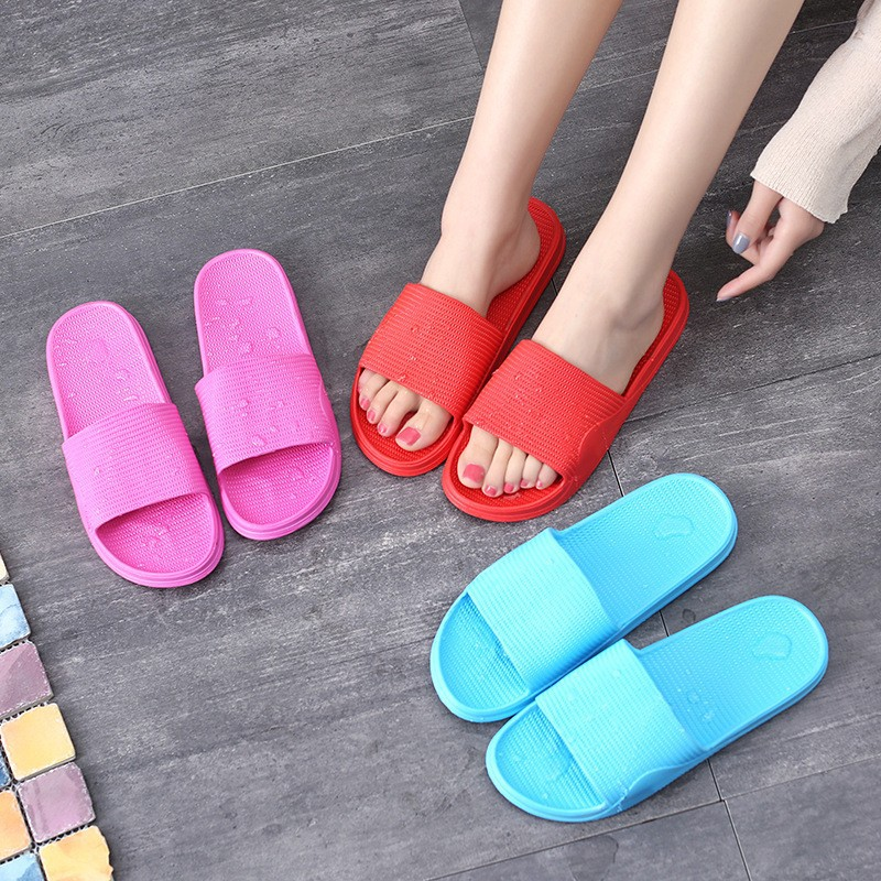 Summer Supply Girls Creative Indoor Home Slippers Men's And Women's Bathroom Toed Slippers Eva Fashion Towing Wholesale