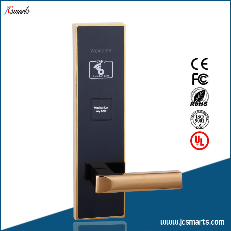 Electronic locking system in hotels hospitality door locks with RFID card reader handbook of hospitality strategic management handbooks of hospitality management handbooks of hospitality management