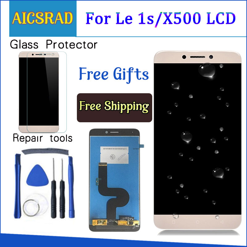 AICSRAD For Letv LeEco 1s X500 LCD Screen Display Touch Panel Replacement compatible For le1s le 1s X501 Digitizer AssemblyAICSRAD For Letv LeEco 1s X500 LCD Screen Display Touch Panel Replacement compatible For le1s le 1s X501 Digitizer Assembly