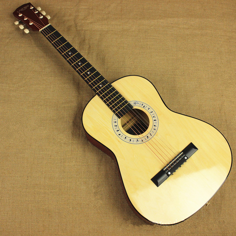 High quality 36 Acoustic guitar 36-3 guitarra Musical Instruments with guitar strings