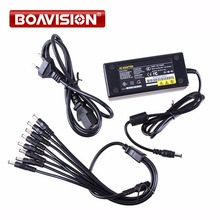 12V 5A 8 Port Cctv Camera Ac Adapter Voeding Doos Voor De Cctv Camera