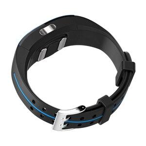 Image 5 - MHKBD PPG ЭКГ браслет артериального давления IP67 водонепроницаемый смарт Браслет спортивный шаг мониторинг сердечного ритма наручные часы KBD0020