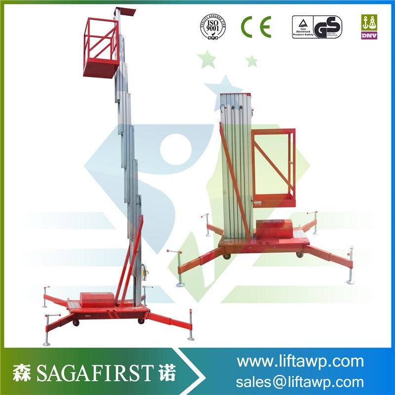 Sell Propelled Aluminium Work Platform