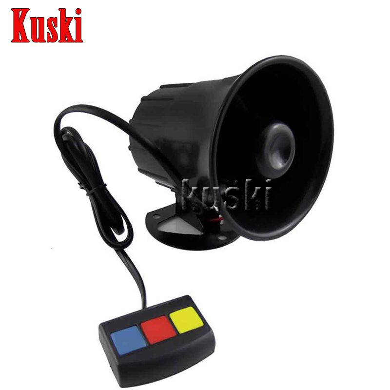 30W 3 Sounds Car Horn Styling For Lexus RX NX GS CT200H GS300 RX350 RX300 For