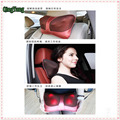 .Neck Massage Pillow.Infrared Heating  Body Device Car Massager Cushion Seat Covers Headrest Care Belts Relax Health