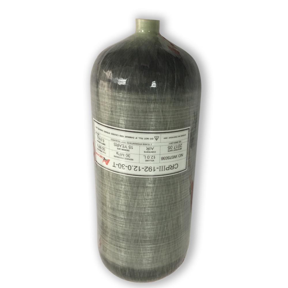 AC3120 Nuevas adquisiciones Certificación GB 4500 psi 300 bar 12 L - Disparos - foto 5