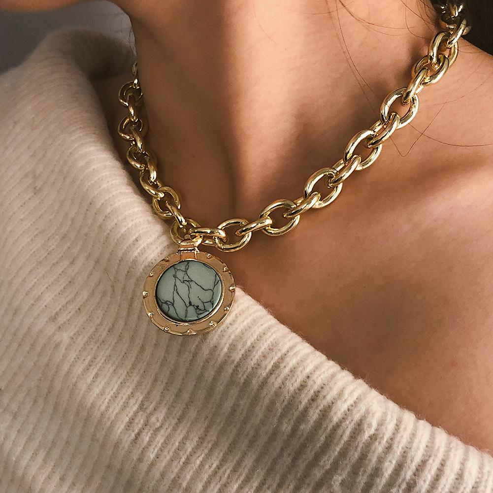 Women Feather Pendant Long Chain Necklace Sweater Statement Vintage JewelryEX Z0