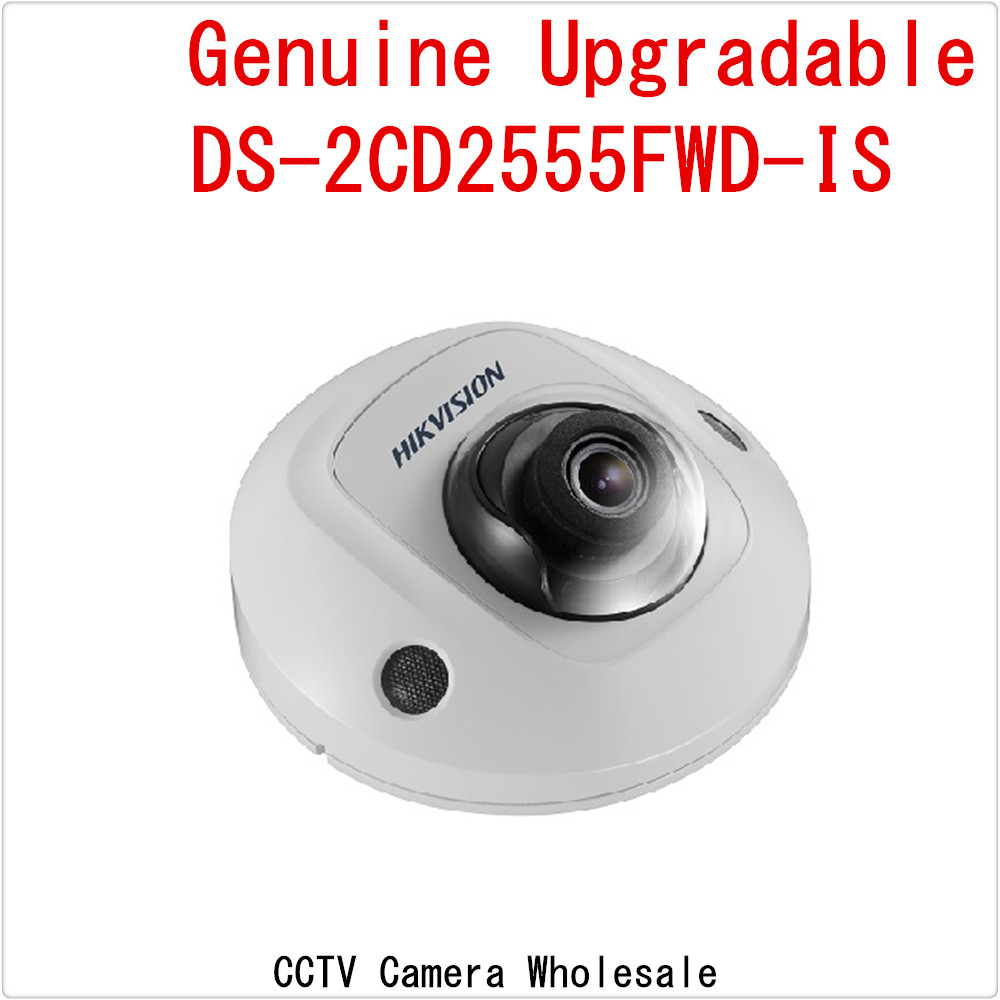 DS-2CD2555FWD-IS Hikvision International version 5mp mini dome cctv camera POE, EXIR IP camera IR,120d WDR, IP66 IK08 hikvision h 265 5mp ip camera ds 2cd2155f is audio alarm interface dome cctv camera outdoor poe ds 2cd2155f is 30m ir 30pcs lot