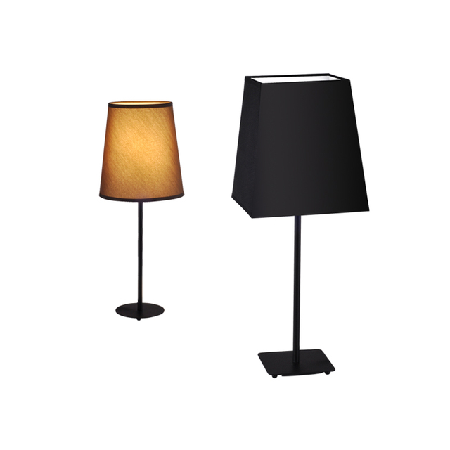 Cloth Stand For Bedroom Creative Decoration table lamps art creative learning study new simple bedroom
