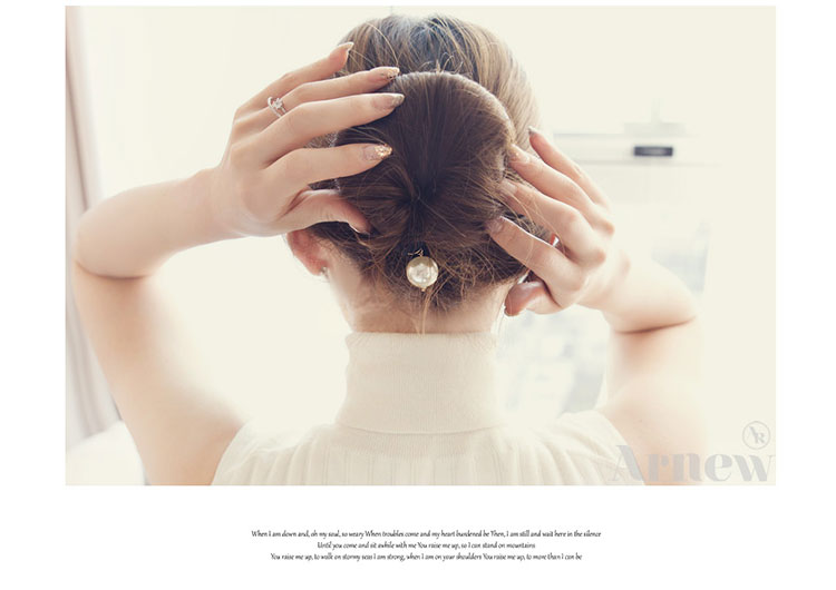 Quick Hair Style Tool Hairdress Updo Hair Accessory Hairdo Bob Foam Material Apparel Accessories