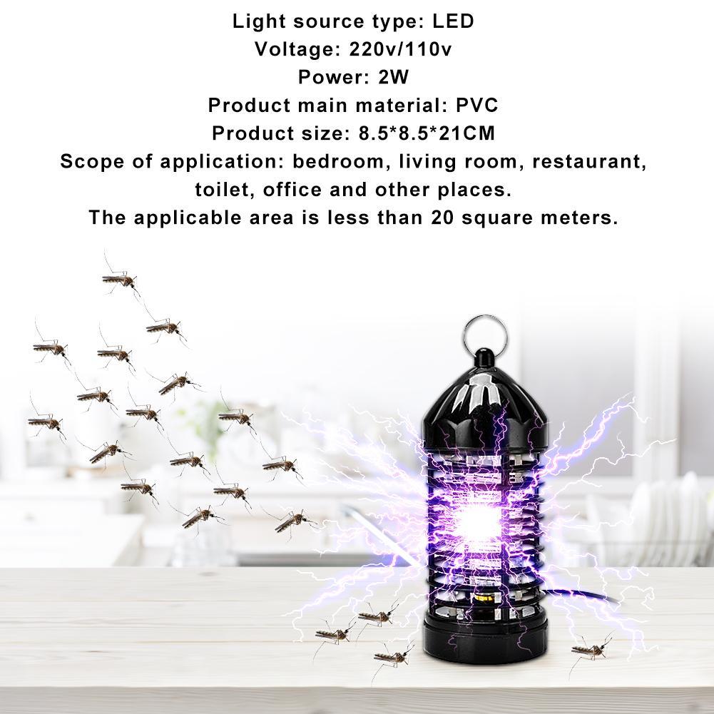 lâmpada assassino do mosquito luzes para casa