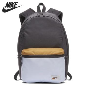 Nueva llegada Original NIKE NK HERITAGE BKPK-etiqueta Unisex mochilas bolsas deportivas