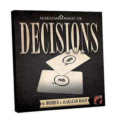 Decisions Yes/No Edition By Mozique Magic Tricks