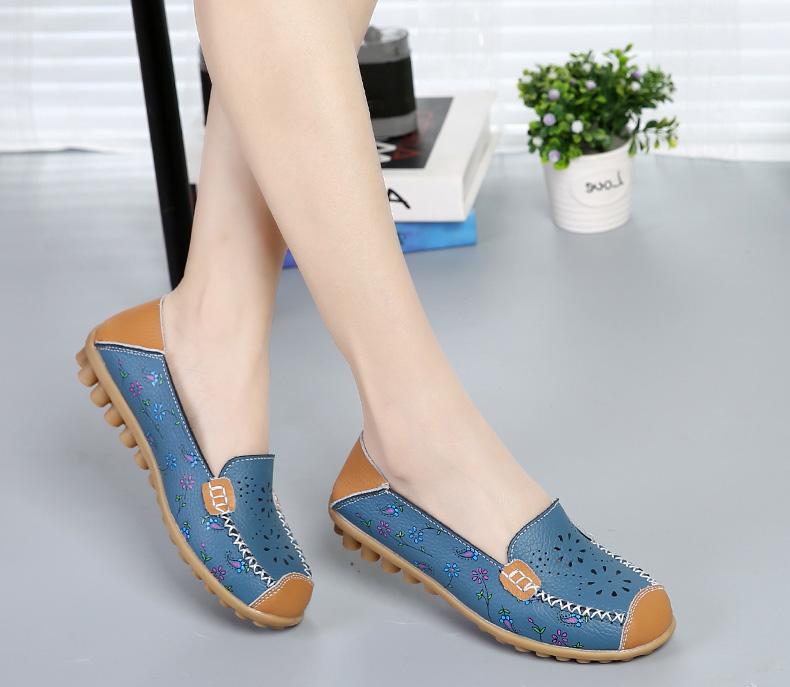 AH 3599 (6) women's loafer shoe