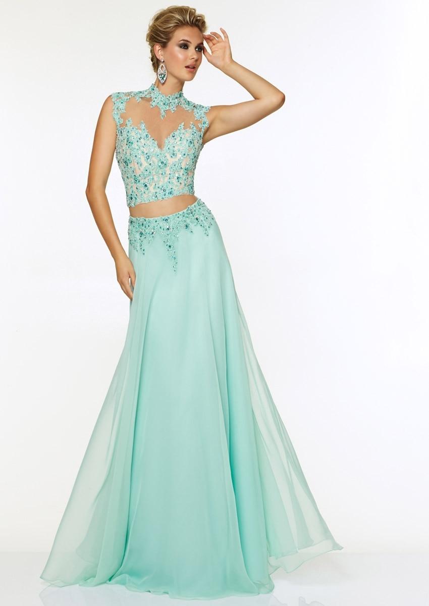 Mint Green Prom Dresses 2015 - Missy Dress