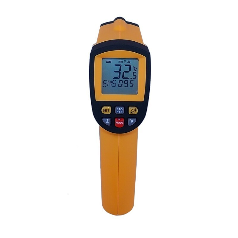 ФОТО Non-Contact Digital LCD IR Infrared Thermometers GM700 -50C-700C ( -58F-1292F) Temperature Meter Tester Free Shipping