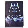 Back Case For iPad Mini 1 2 3 Тонкий Смарт Флип Кожа PU стенд Фильм Звездные войны История Шаблон Для iPad Mini 123 Tablet Крышка