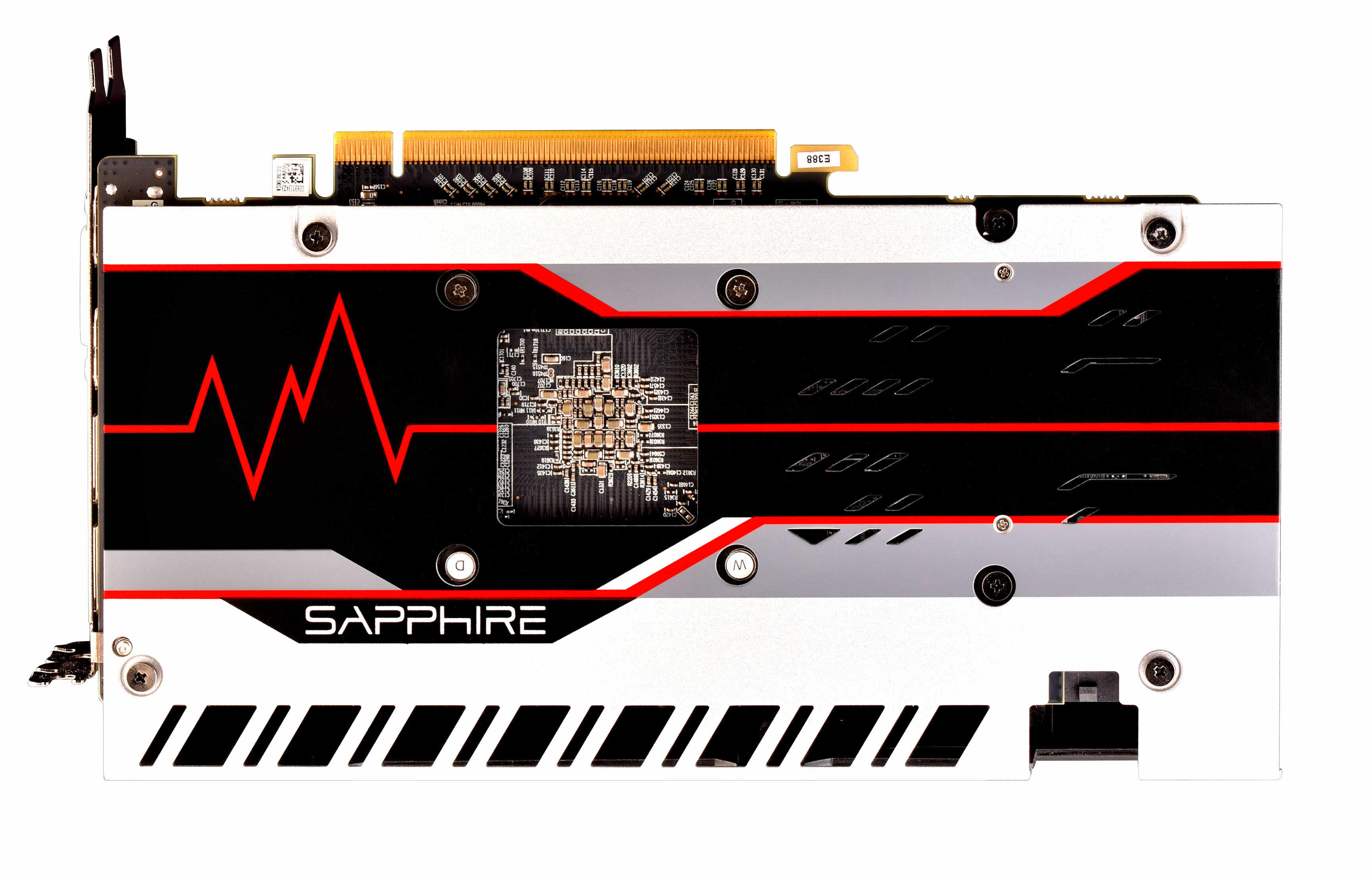 USED,Sapphire RX 570 4G graphics cards 7000MHz GDDR5 256bits HDMI+DVI+DP*3  PCI-X16 express3