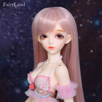 New Arrival Fairyland Minifee Alicia 1/4 bjd sd doll High Quality toys Fashion shop body model reborn children lovely present