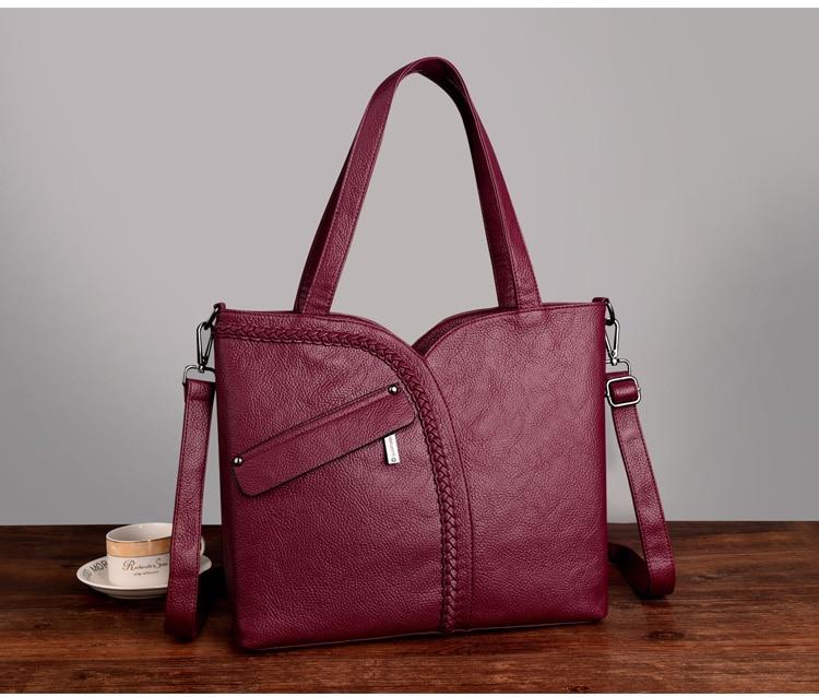 de ombro 2 conjuntos bolsas e bolsas