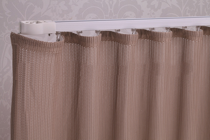 S type wave curtain motorized electric curtain rail Dooya xiaomi aqara curtain track DT82/KT82TN KT52E DT360E smart home-in Blinds, Shades & Shutters from Home & Garden    3