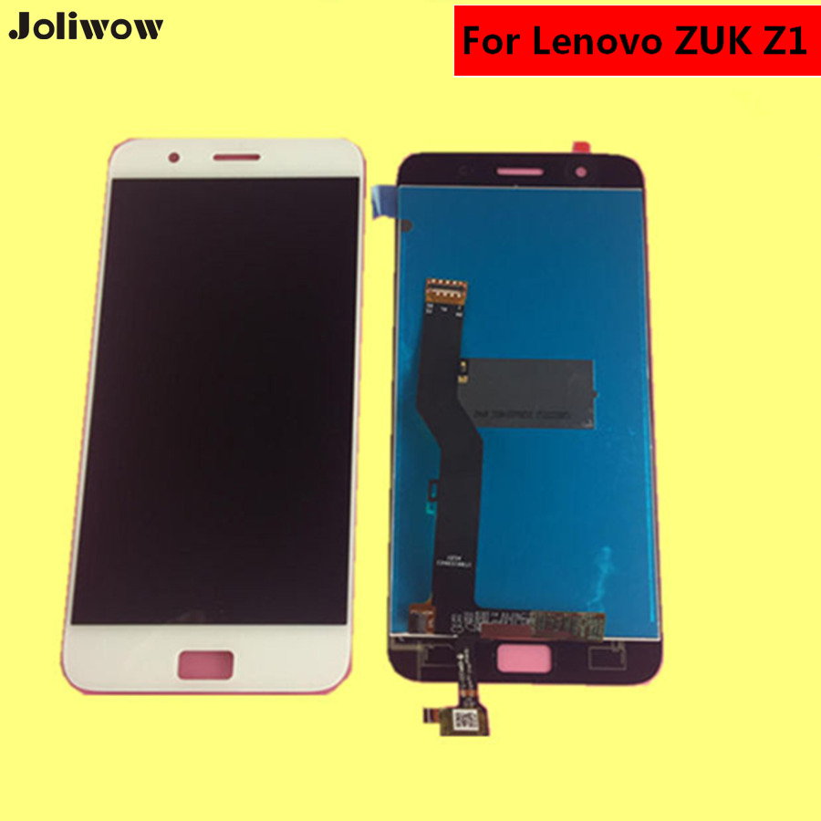 FOR Lenovo ZUK Z1 Z1221 LCD Display Touch Screen Tools Digitizer Assembly Replacement Accessories in Mobile Phone LCD Screens from Cellphones Telecommunications
