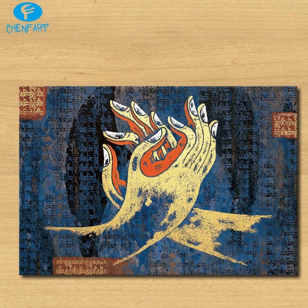 Nice Handprint Wall Art Gift - Wall Art Collections . & Fantastic Handprint Wall Art Embellishment - Wall Art Collections ...