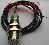 RS485 датчиком шума передатчика модуль modbus RS232 4 20mA 0 5 В шума метр