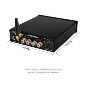 Image 2 - AMPLIFICADOR DE POTENCIA BRZHIFI HiFi TPA3116, con Bluetooth 5,0, ES9018K2M APTX, DAC, estéreo, Clase D, 100W * 2, para teatro de sonido
