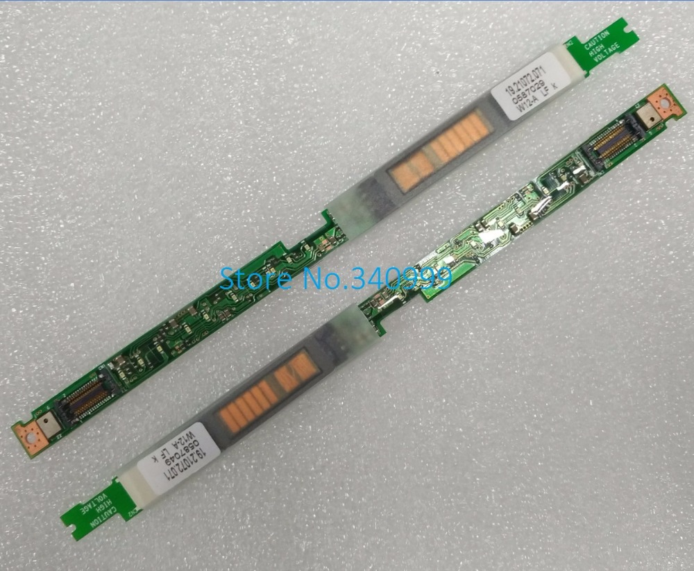 Free Shipping New Laptop LCD Inverter For Lenovo IBM ThinkPad X200 X200s X200si X201 X201i YNV-W12 42w8010 42w7975 19.21072.071