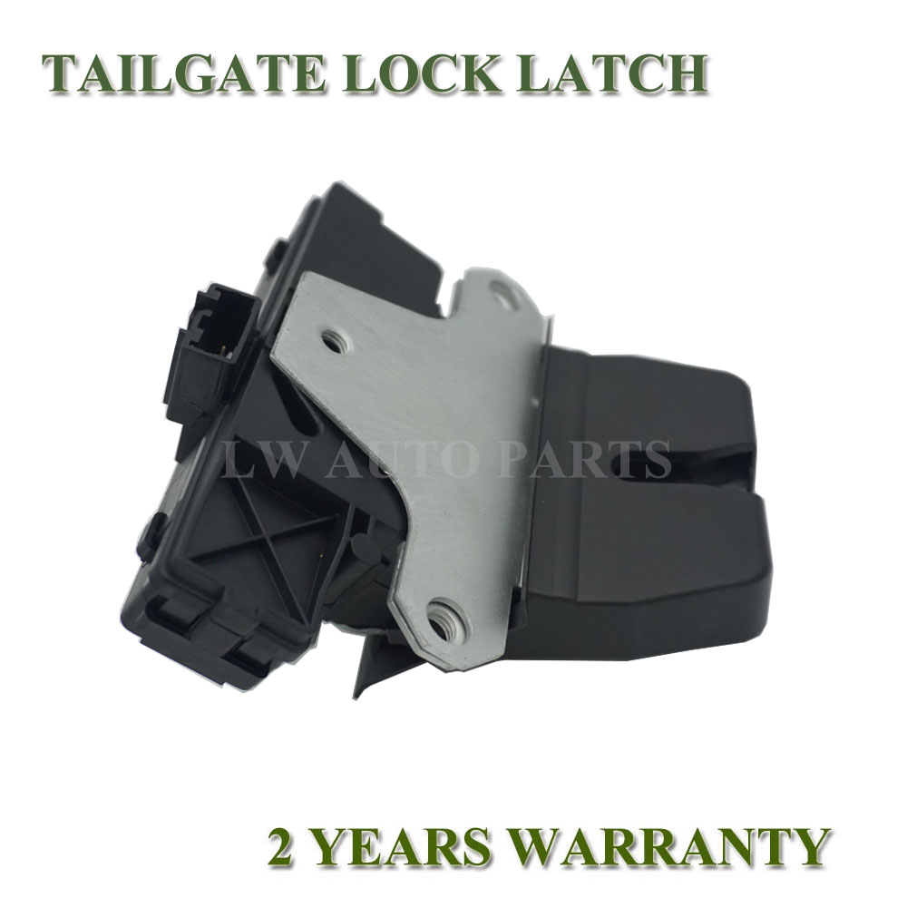 Free Shipping For Ford Focus Mk2 Kuga Mondeo Smax Tailgate Lock Catch Latch 1859161 8m51-r442a66-eb Without Cover Engine Bonnets