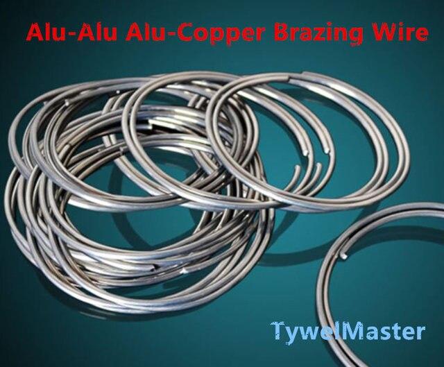 Refrigeration Accessories Aluminum Aluminum Braze Welding Rod/Wire ...