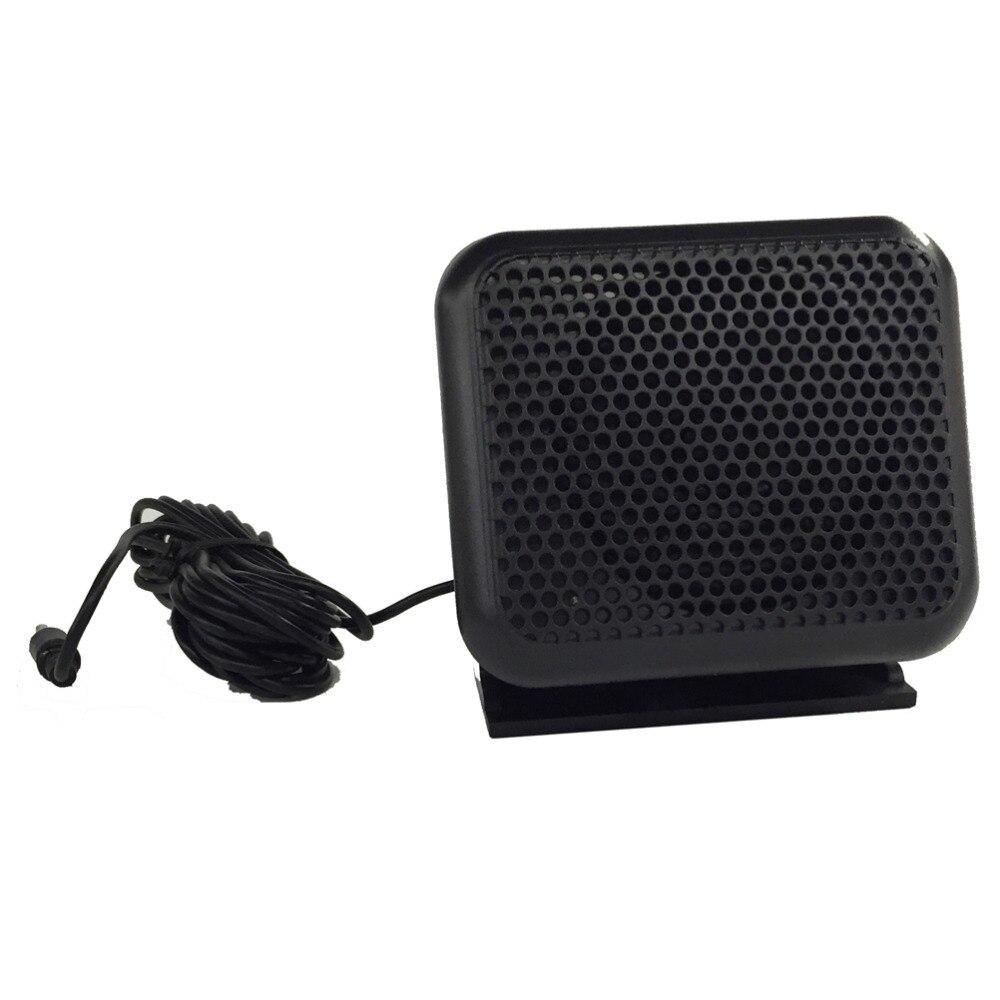 NSP-100 3.5mm Plug External Speaker For Yaesu Kenwood ICOM Motorola Ham Radio Ne