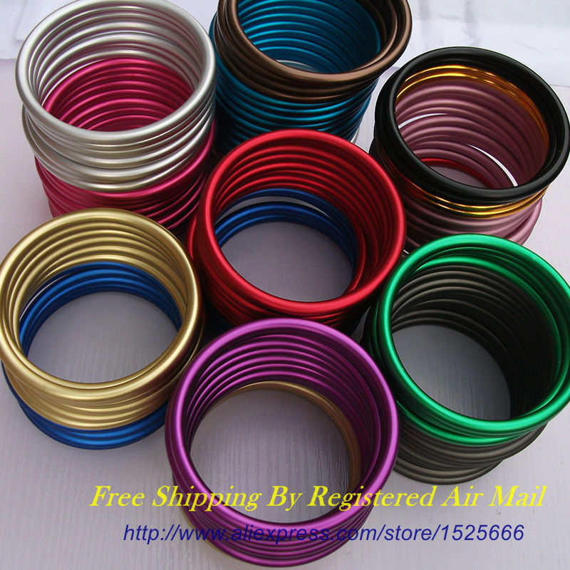 Free Shipping 1 pair 3 Large No Weld Construction Aluminum Sling Rings DIY Your Infant Wraps
