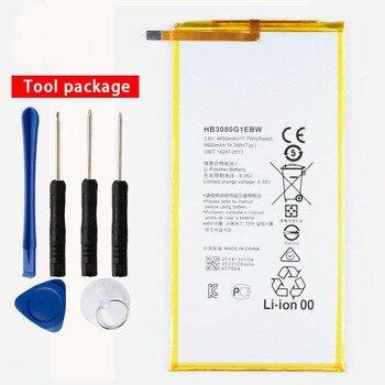 Ban đầu HB3080G1EBW Pin Máy Tính Bảng đối với Huawei Honor S8-701u S8-701W S8 HB3080G1EBW