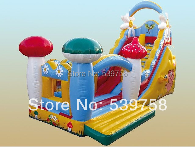 Guangdong manufacturers selling inflatable slides, inflatable castles, inflatable bouncer,YLY-065 china guangzhou manufacturers selling inflatable slides inflatable castles cob 213