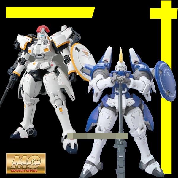 Daban Model MG 1/100 OZ-00MS Tallgeese 1 2 EW Gundam PVC Assembled Hobby Action Figures Plastic Kids Toys mg 1 100 030 ew ka xxxg 01w wing gundam model can be deformed gaogao model assembled gundam christmas gifts