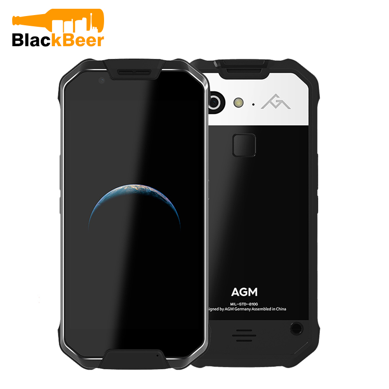 AGM X2 SE X2 <font><b>Smartphone</b></font> IP68 Waterproof Android Mobile Phone 5.5