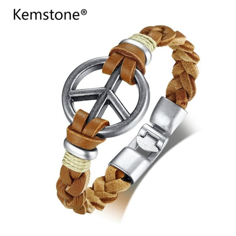 Kemstone Wrist Cuff Peace...