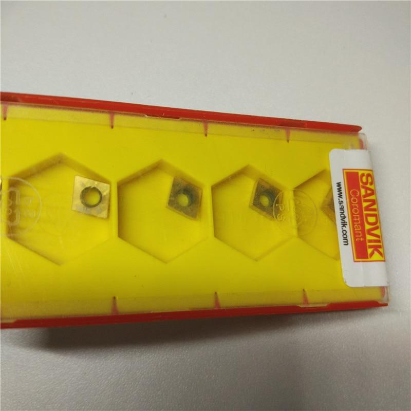 YZ66 5pcs CCGW060204S01030F CCGW2(1.5)1S0330F 7015 Carbide Inserts цена