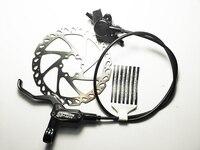 Japan Original M535 Shift 3 Speed Gel Left Rear Hydraulic Mtb Fold Bicycle Brake Lever