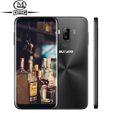 "BLUBOO S8 HD 18:9 Aspect Ratio Mobile Phone 5.7 "" 13MP Cameras MT6750T Octa Core 3GB RAM 32GB 3450mAh Fingerprint ID Smartphone"